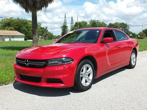 2015 Dodge Charger for sale in Lake Worth, FL