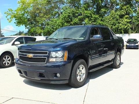 2007 Chevrolet Avalanche for sale in Lake Worth, FL