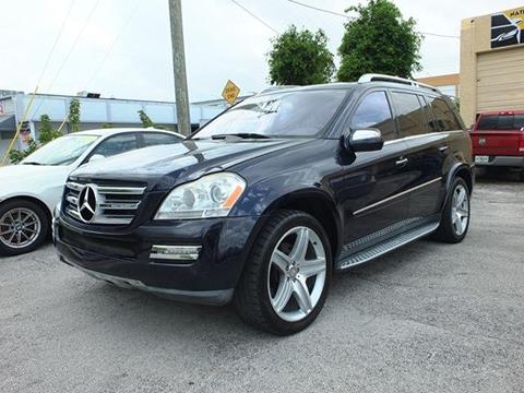 2010 Mercedes-Benz GL-Class for sale in Lake Worth, FL