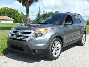 2012 Ford Explorer for sale in Lake Worth, FL