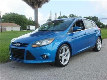 2012 Ford Focus for sale in Lake Worth, FL