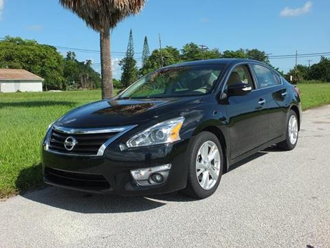 2013 Nissan Altima for sale in Lake Worth, FL