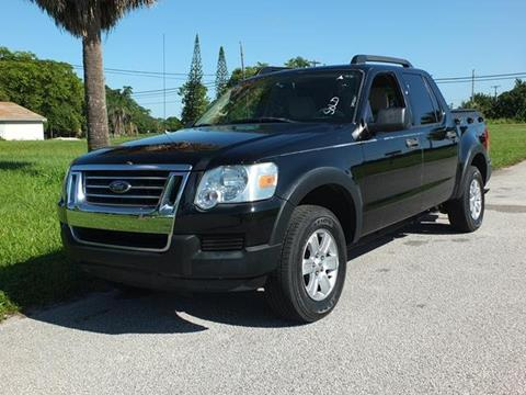 2007 Ford Explorer Sport Trac for sale in Lake Worth, FL