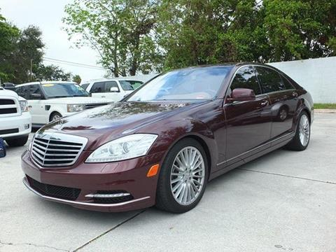 2010 Mercedes-Benz S-Class for sale in Lake Worth, FL