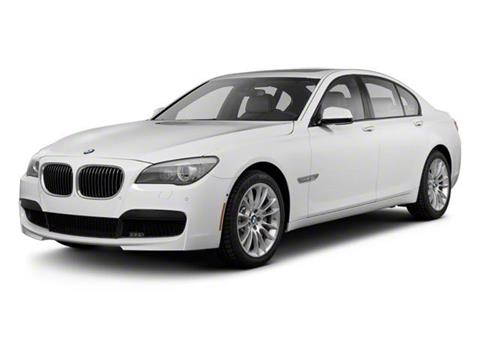 2012 BMW 7 Series for sale in Lake Worth, FL