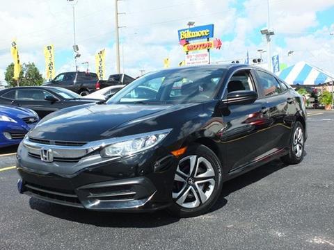 2016 Honda Civic for sale in Lake Worth, FL