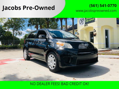 2009 Scion xD for sale at Jacobs Pre-Owned in Lake Worth FL