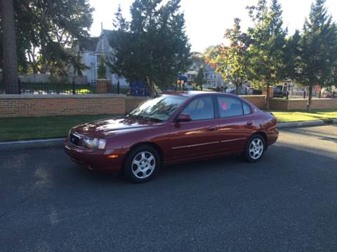 2002 Hyundai Elantra for sale in Schenectady, NY