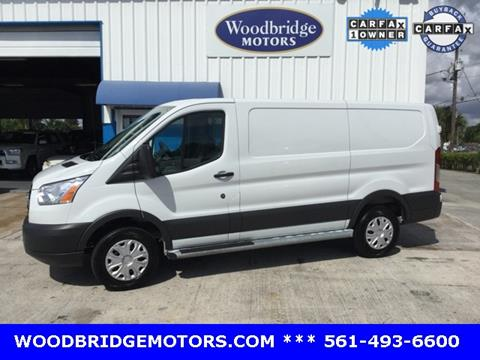 Used Cargo Vans For Sale In West Palm Beach