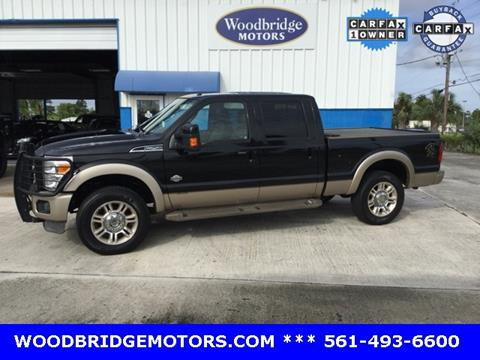 Ford f 250 for sale in west palm beach fl for Woodbridge motors west palm beach fl