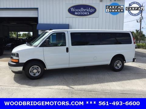 2017 Chevrolet Express Passenger for sale in West Palm Beach, FL