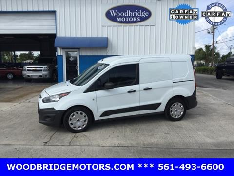 2015 Ford Transit Connect Cargo for sale in West Palm Beach, FL