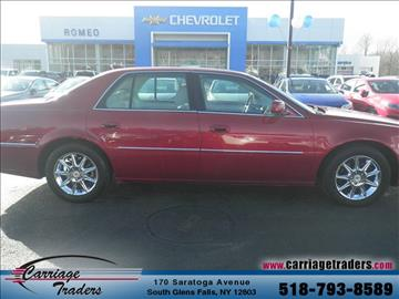 2011 Cadillac DTS for sale in South Glens Falls, NY