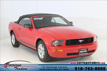 2007 Ford Mustang for sale in South Glens Falls, NY