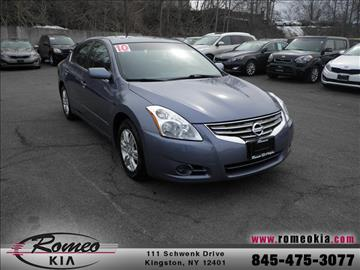 2010 Nissan Altima for sale in Kingston, NY