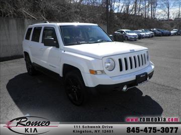 2013 Jeep Patriot for sale in Kingston, NY