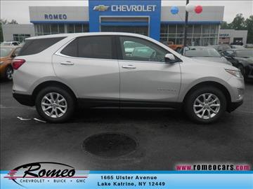 2018 Chevrolet Equinox for sale in Lake Katrine, NY