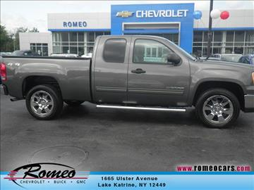 2011 GMC Sierra 1500 for sale in Lake Katrine, NY
