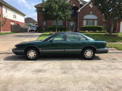 1995 Oldsmobile Eighty-Eight Royale for sale in Houston, TX
