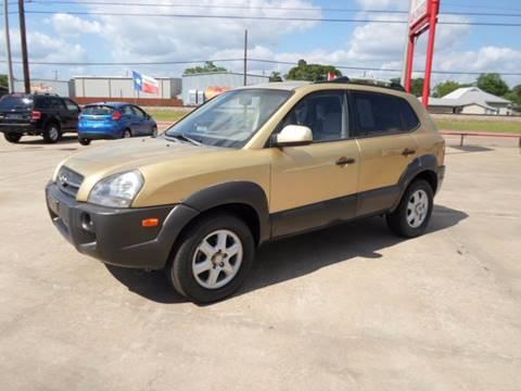 2005 Hyundai Tucson for sale in Nederland, TX