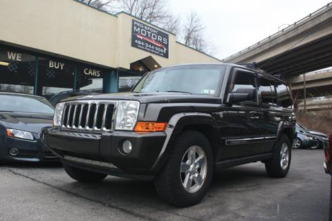 2006 Jeep Commander for sale at Pro-Sport Motors in W Conshohocken PA