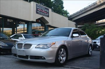 2006 BMW 5 Series for sale at Pro-Sport Motors in W Conshohocken PA