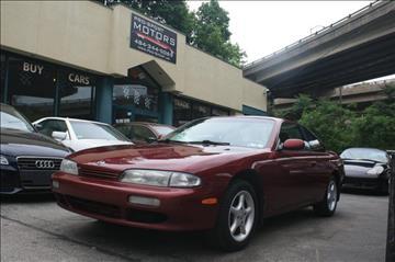 1995 Nissan 240SX for sale at Pro-Sport Motors in W Conshohocken PA