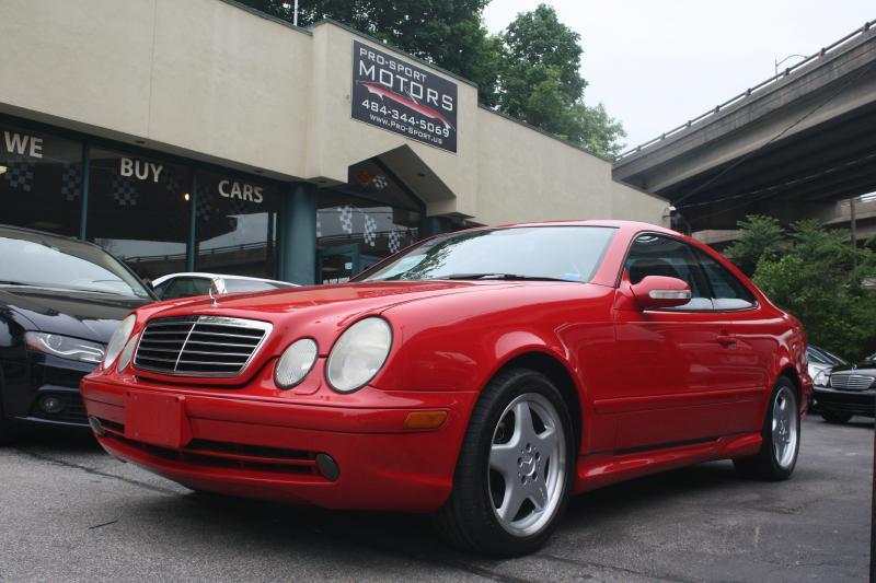 2001 Mercedes-Benz CLK for sale at Pro-Sport Motors in W Conshohocken PA