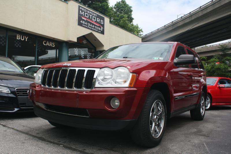 2005 Jeep Grand Cherokee for sale at Pro-Sport Motors in W Conshohocken PA