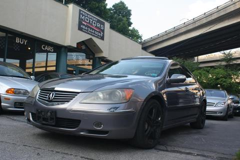 2005 Acura RL for sale at Pro-Sport Motors in W Conshohocken PA