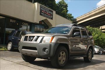 2005 Nissan Xterra for sale at Pro-Sport Motors in W Conshohocken PA