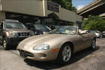 1997 Jaguar XK-Series for sale at Pro-Sport Motors in W Conshohocken PA