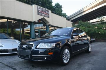 2006 Audi A6 for sale at Pro-Sport Motors in W Conshohocken PA