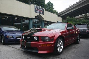 2007 Ford Mustang for sale at Pro-Sport Motors in W Conshohocken PA
