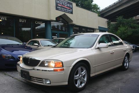 2002 Lincoln LS for sale at Pro-Sport Motors in W Conshohocken PA