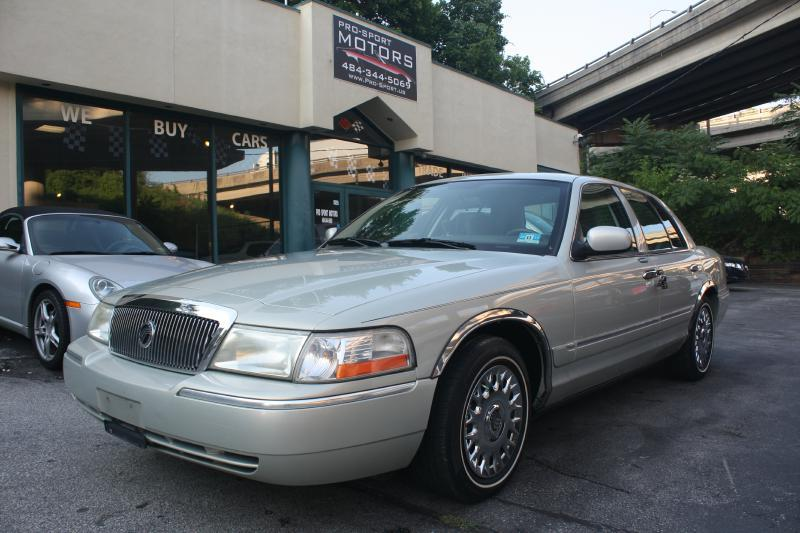2004 Mercury Grand Marquis for sale at Pro-Sport Motors in W Conshohocken PA