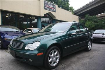 2001 Mercedes-Benz C-Class for sale at Pro-Sport Motors in W Conshohocken PA