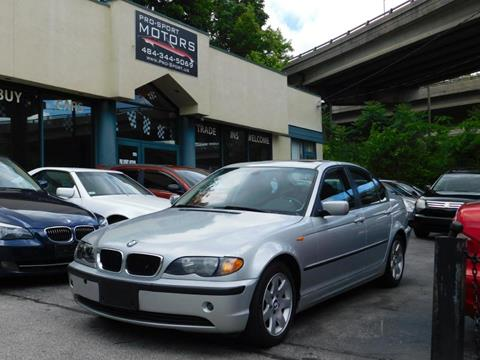 2004 BMW 3 Series for sale at Pro-Sport Motors in W Conshohocken PA