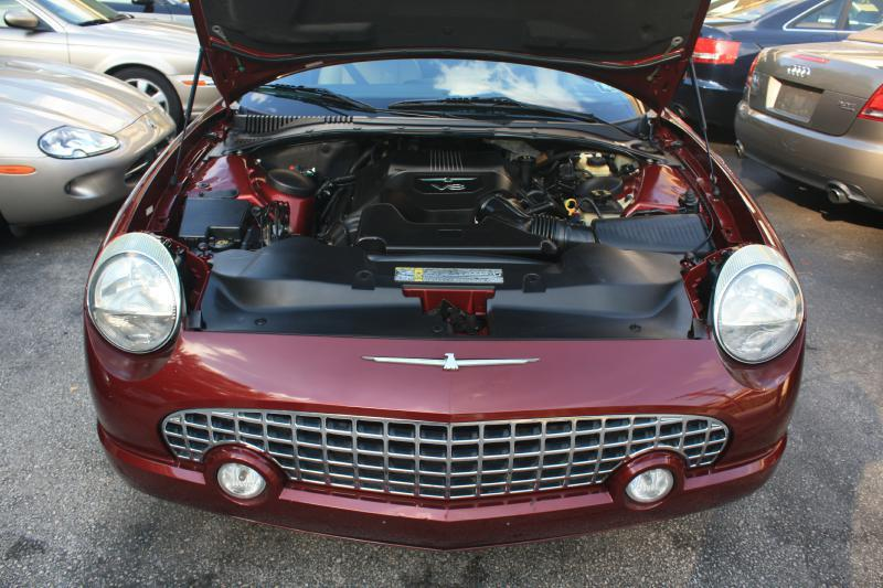 2004 Ford Thunderbird for sale at Pro-Sport Motors in W Conshohocken PA