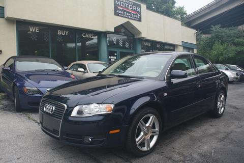2006 Audi A4 for sale at Pro-Sport Motors in W Conshohocken PA