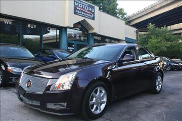 2009 Cadillac CTS for sale at Pro-Sport Motors in W Conshohocken PA