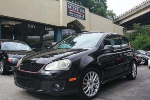 2006 Volkswagen GTI for sale at Pro-Sport Motors in W Conshohocken PA