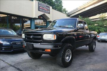 1996 Mazda B-Series Pickup for sale at Pro-Sport Motors in W Conshohocken PA