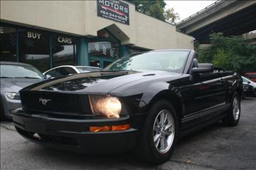 2008 Ford Mustang for sale at Pro-Sport Motors in W Conshohocken PA