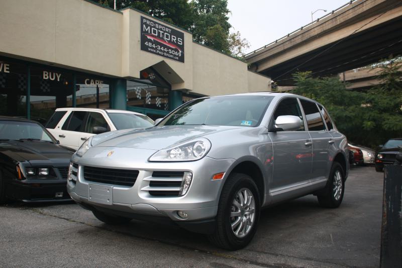 2008 Porsche Cayenne for sale at Pro-Sport Motors in W Conshohocken PA