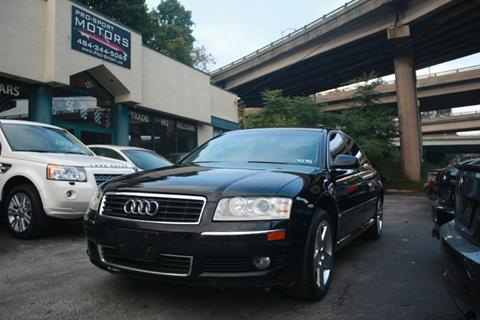 2004 Audi A8 L for sale in W Conshohocken, PA