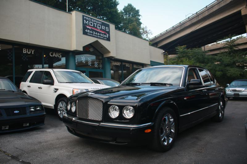 2005 Bentley Arnage for sale at Pro-Sport Motors in W Conshohocken PA