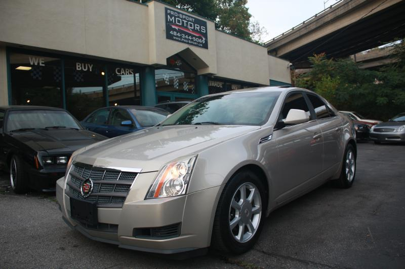 2008 Cadillac CTS for sale at Pro-Sport Motors in W Conshohocken PA