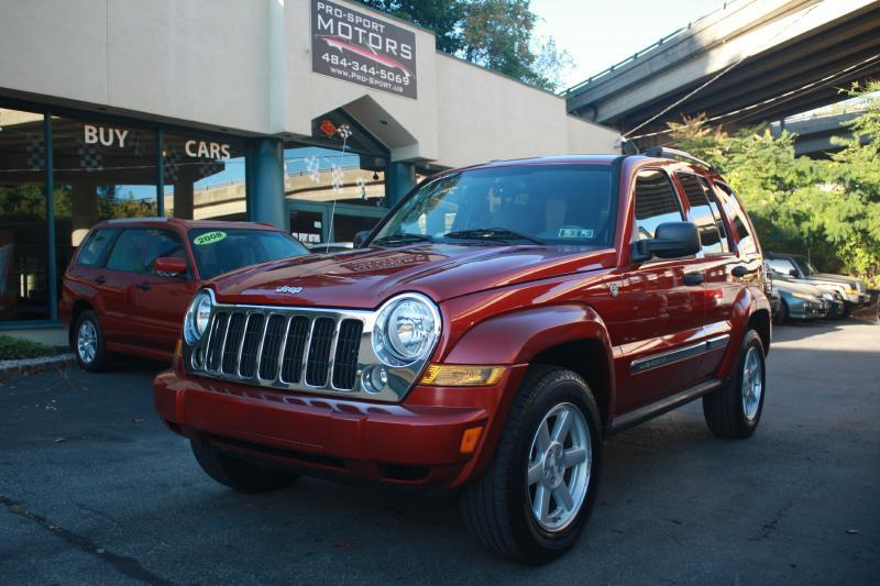 2005 Jeep Liberty for sale at Pro-Sport Motors in W Conshohocken PA