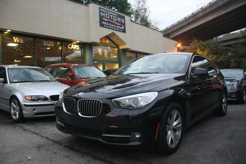 2011 BMW 5 Series for sale in W Conshohocken, PA